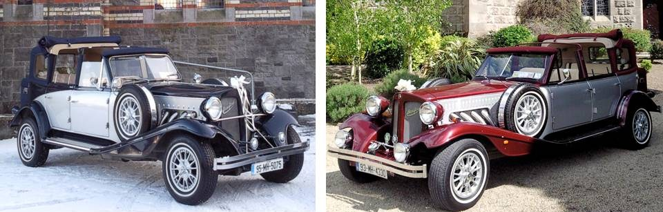 Beauford Wedding Cars Ireland