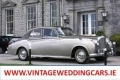 Advertisment for Vintage Wedding Cars Louth