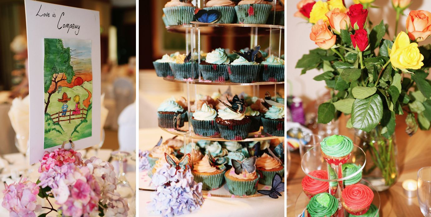 Wedding Cupcakes Wicklow