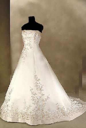 Twi textile machinery and fabric company weddings zone for Material for wedding dresses